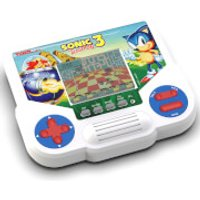 Hasbro Tiger Electronics Sonic the Hedgehog 3 Electronic LCD Video Game - Computer Games Gifts