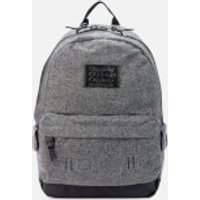 Superdry Mens Woolly Montana Backpack - Dark Grey Marl