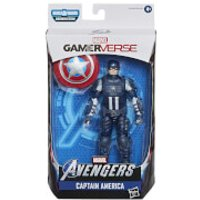Hasbro Marvel Legends Series Gamerverse Captain America Action Figure