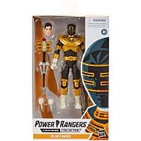 Hasbro Power Rangers Lightning Collection Mighty Morphin Gold Ranger 6-Inch Premium Collectible Action Figure - Power Rangers Gifts