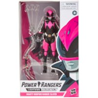 Hasbro Power Rangers Lightning Collection Mighty Morphin Slayer Ranger 6-Inch Premium Collectible Action Figure - Power Rangers Gifts