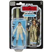 Hasbro Star Wars The Black Series Princess Leia Organa (Hoth) Toy Action Figure - Star Gifts