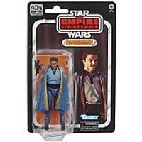Hasbro Star Wars The Black Series Lando Calrisian Toy Action Figure - Star Gifts