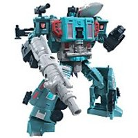 Hasbro Transformers Generations War for Cybertron Earthrise Leader WFC-E23 Doubledealer - Transformers Gifts