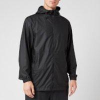 RAINS Men's Mover Ultralight Jacket - Black - M-L