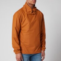 RAINS Ultralight Pullover Jacket - Camel - L-XL