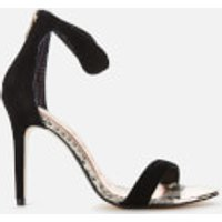 Ted Baker Women's Aurelis Barely There Heeled Sandals - Black - UK 3