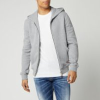 Dsquared2 Men's Zip Hoodie - Grey - S