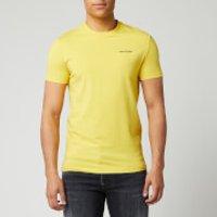 Dsquared2 Men's Chest Logo Melange T-Shirt - Yellow - M