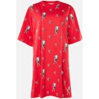 McQ Alexander McQueen Women's Botan Dress - Rouge - M