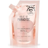 Isle of Paradise Self-Tanning Water Refill Pouch Light 200ml