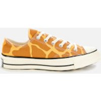 Converse Men's Chuck Taylor All Star 70 Ox Trainers - Melon Baller/Raw Sugar/Egret - UK 8