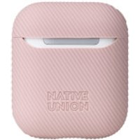 Native Union Curve Airpods Case - Rose