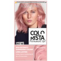 L'Oreal Paris Colorista Permanent Gel Hair Dye (Various Shades) - Rose Gold