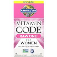 Vitamin Code Raw One For Women 75ct Capsules