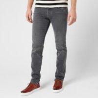 Jacob Cohen Men's Black Badge Slim Denim Jeans - Grey - W36/L34