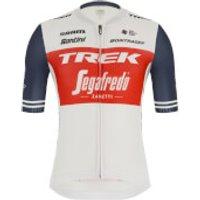 Santini Trek-Segafredo Pro Team Eco Sleek Race Jersey - S