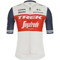 Santini Trek-Segafredo Pro Team Eco Sleek Race Jersey - XL