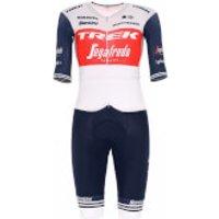 Santini Trek-Segafredo Pro Team Sprinter Skin Suit - S