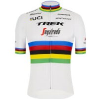 Santini Trek-Segafedo World Champion Blend Jersey - XL