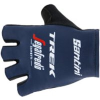 Santini Trek-Segafredo Gloves - XL