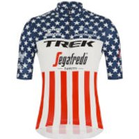 Santini Women's Trek-Segafredo US National Champion Blend Jersey - S