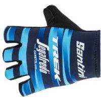 Santini Women's Trek-Segafredo Gloves - S