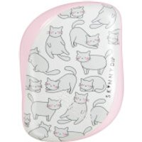 Tangle Teezer x SkinnyDip Compact Styler Detangling Hairbrush - Relaxed Cat