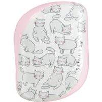 Tangle Teezer x SkinnyDip Compact Styler Detangling Hairbrush - Relaxed Cat