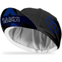 Sako7 Mondrian Vs Art Deco Cap - Blue