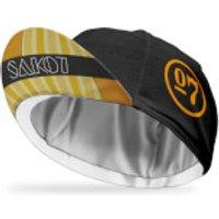 Sako7 Mondrian Vs Art Deco Cap - Yellow