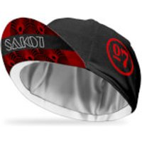 Sako7 Mondrian Vs Art Deco Cap - Red