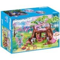 Playmobil Fairies Fairy Forest House (70001)