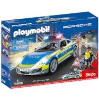 Playmobil Porsche 911 Carrera 4S Police (70066)