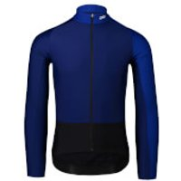POC Essential Road Mid Long Sleeve Jersey - M - Blue
