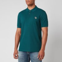 PS Paul Smith Men's Polo Shirt - Green - L