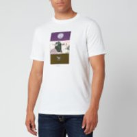 PS Paul Smith Men's Wall T-Shirt - White - XL