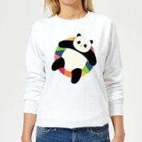 Andy Westface Chillin' Women's Sweatshirt - White - XS - White