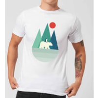 Andy Westface Bear You Men's T-Shirt - White - XXL - White