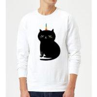 Andy Westface Caticorn Sweatshirt - White - 5XL - White