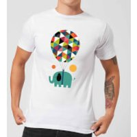 Andy Westface Fly High Men's T-Shirt - White - L - White