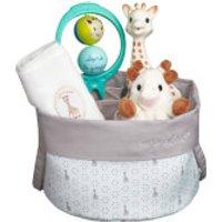 Sophie la Girafe Birth Basket Gift Set
