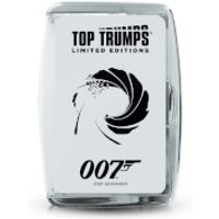 Top Trumps Premium Card Game - James Bond Limited Edition