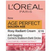 L'Oreal Paris Golden Age Eye Rosy Glow Cream 15ml