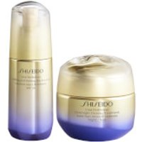 Shiseido Vital Perfection Day Emulsion to Night Treatment Bundle