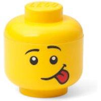 'Lego Storage Mini Head - Silly