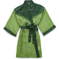 DC Comics Women's Poison Ivy Chiffon Cover up Robe - S-M