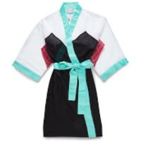 Marvel Women's Spider - Gwen Chiffon Cover up Robe - S-M