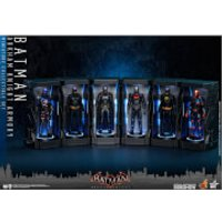 Hot Toys DC Comics Batman: Arkham Knight Miniature Collectible Set Armory 12 cm