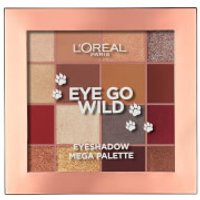 L'Oreal Paris Eye Go Wild Eyeshadow Palette